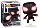 Funko POP Marvel Bobble: Miles Morales (Spider-Man Animated)