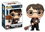 figurka Funko POP Harry Potter: Harry Potter w/ Firebolt