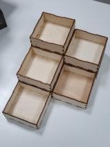 Obrazek akcesorium do gry Pojemnik drewniany