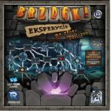 Brzdęk: Ekspedycje po złoto i pajęczyny + karta promocyjna Liderka Ekspedycji