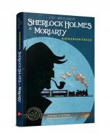 Obrazek książka, komiks Sherlock Holmes   Moriarty: Konfrontacja