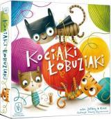 Obrazek gra planszowa Kociaki Łobuziaki