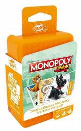 Monopoly Junior. Shuffle