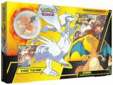 gra karciana Pokemon TCG: Reshiram & Charizard GX Figure Collection Box
