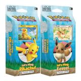 Obrazek gra karciana Pokemon TCG: Let's Play - Theme Deck