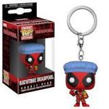 Obrazek figurka Funko POP Keychains: Deadpool Playtime - Deadpool Bathtime