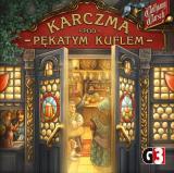 Obrazek gra planszowa Karczma pod Pękatym Kuflem