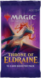 Y Magic The Gathering: Throne of Eldraine - Booster