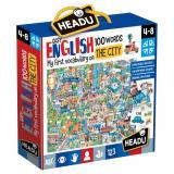 Puzzle Headu: 100 słów- The City