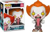 Funko POP Movies: Pennywise w/ Dog Tongue