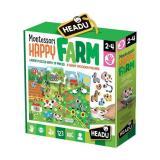 Obrazek puzzle Puzzle Headu: Szczęśliwa Farma Montessori