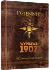 Obrazek książka, komiks Dziennik: Wyprawa 1907