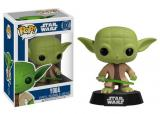 Obrazek figurka Funko POP Star Wars Bobble: Yoda