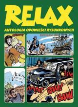 Obrazek książka, komiks Relax. Tom 3