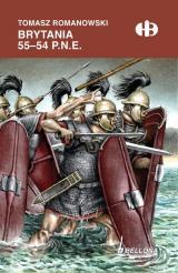 Obrazek książka, komiks Brytania 55-54 p.n.e.