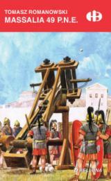 Obrazek książka, komiks Massalia 49 p.n.e.