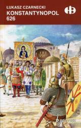 Obrazek książka, komiks Konstantynopol 626
