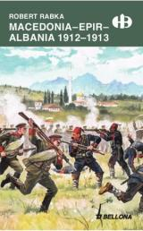 Obrazek książka, komiks Macedonia Epir Albania 1912-1913