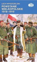 Obrazek książka, komiks Powstanie Wielkopolskie 1918-1919