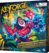 Obrazek gra planszowa KeyForge: Masowa Mutacja - Pakiet startowy