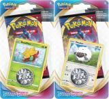Obrazek gra karciana Pokemon TCG: Sword & Shield Gossifleur/Wooloo Blister