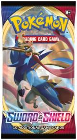 gra karciana Pokemon TCG: Sword   Shield BOOSTER