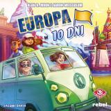 Obrazek gra planszowa Europa w 10 dni