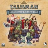 Talisman: Legendarne Opowieści + postać  Druida + dwie karty promocyjne