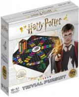 Trivial Pursuit: Harry Potter Deluxe (edycja polska) (lekko uszkodzone pudełko)
