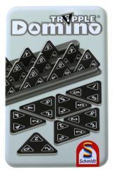 Trójkątne Domino (w metalowej puszce)