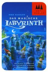 Obrazek gra planszowa Magiczny Labirynt (w metalowej puszce)