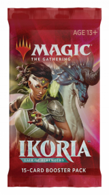 Magic The Gathering: Ikoria - Booster