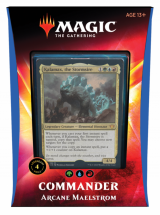 Magic The Gathering: Ikoria - Commander - Arcane Maelstrom