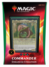 Magic The Gathering: Ikoria -  Commander - Enhanced Evolution