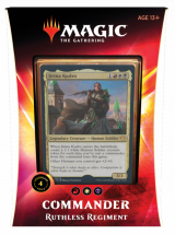 Magic The Gathering: Ikoria - Commander - Ruthless Regiment