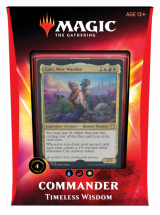 gra karciana Magic The Gathering: Ikoria - Timeless Wisdom - Commander