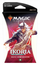 Obrazek gra karciana Magic The Gathering: Ikoria - White Theme Booster