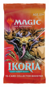 Magic The Gathering: Ikoria - Collector Booster