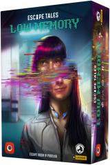 Obrazek gra planszowa Escape Tales: Low Memory (edycja polska)