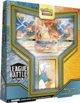 Obrazek gra karciana Pokemon TCG: League Battle Deck - Reshiram & Charizard-GX
