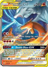 Pokemon TCG: League Battle Deck - Reshiram & Charizard-GX