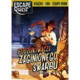 Obrazek książka, komiks Escape Quest: Poszukiwacze Zaginionego Skarbu