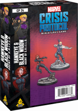 Marvel: Crisis Protocol - Hawkeye and Black Widow, Agent of S.H.I.E.L.D.