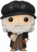 figurka Funko POP Artists: Leonardo DaVinci