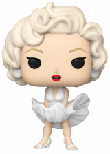 figurka Funko POP Icons: Marilyn Monroe (White Dress)