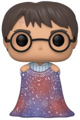 figurka Funko POP Harry Potter: Harry Potter (with Invisibility Cloak)