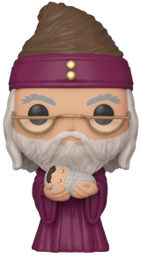 Funko POP Harry Potter: Dumbledore (with Baby Harry)
