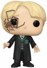 Funko POP Harry Potter: Draco Malfoy (with Whip Spider)