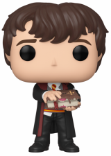 Funko POP Harry Potter: Neville Longbottom (with Monster Book)
