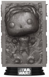 Funko POP Star Wars: Han in Carbonite